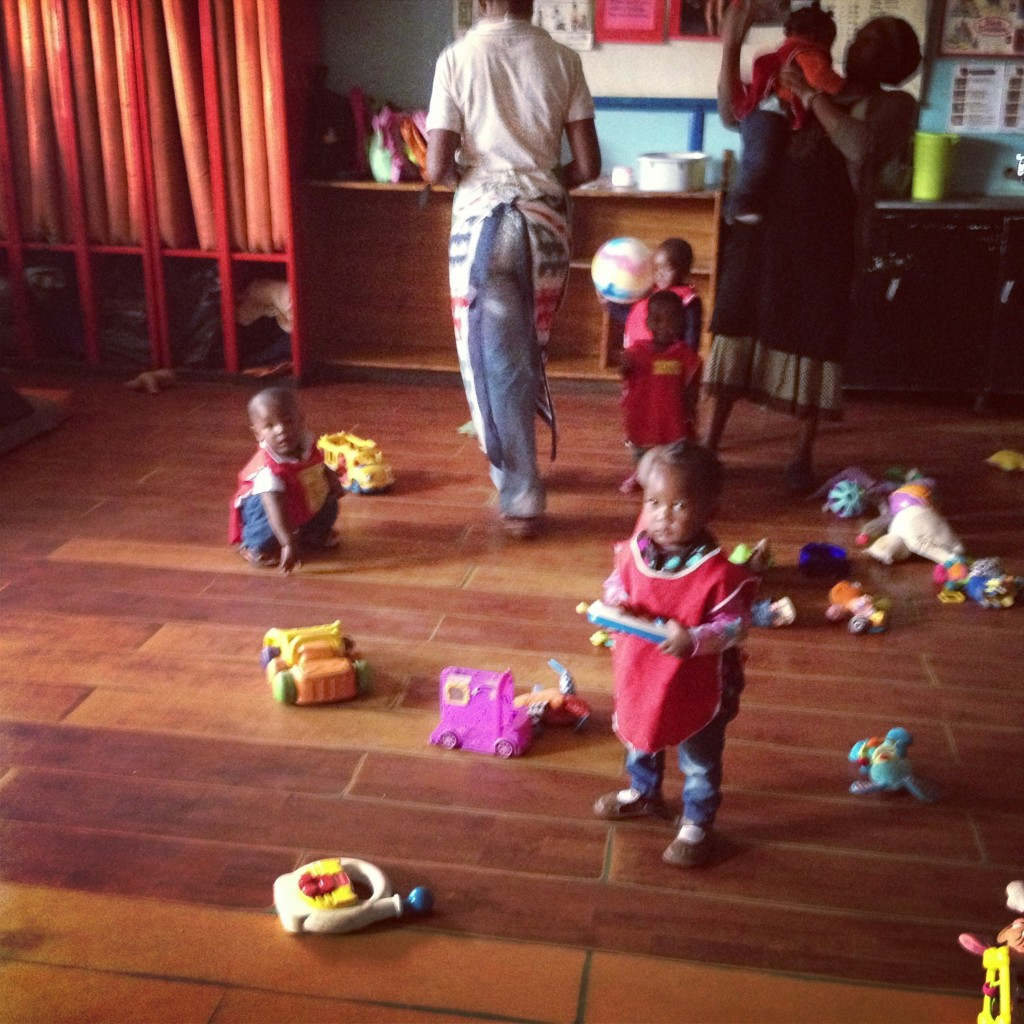 Pastoral Centre - one-year-olds