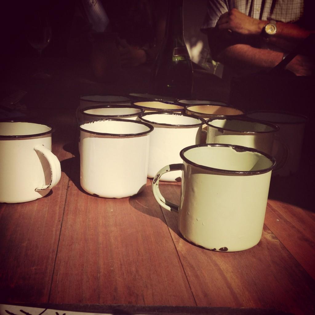 Brandy cups