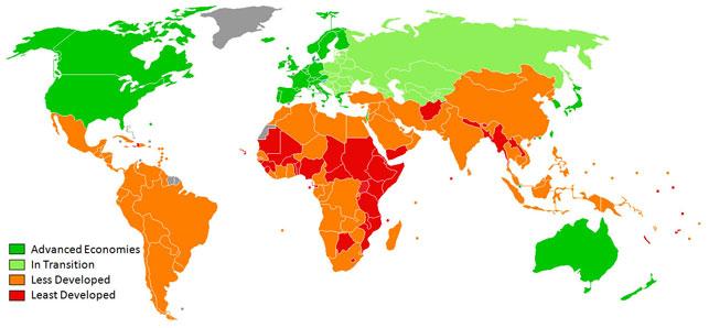 Map courtesy of coha.org