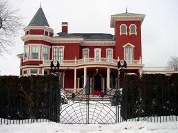 Stephen King's house in Bangor