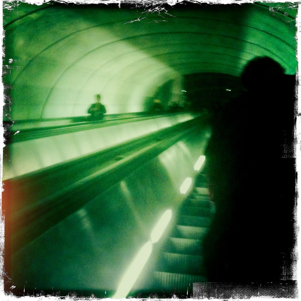 DC Metro. Sure, the occasional person dies on the escalator. But at least there's public transportation.