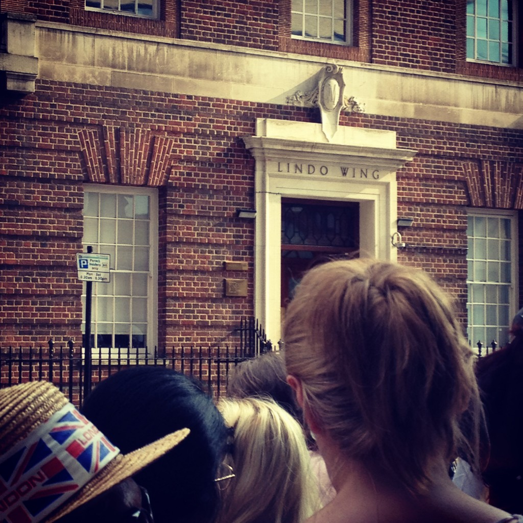 The Lindo Wing