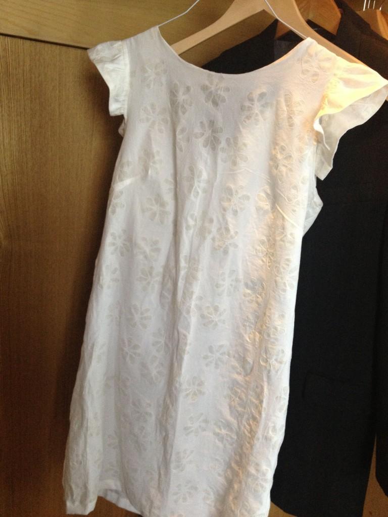 Summer shift dress