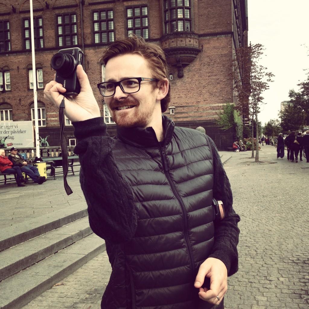 Al, looking Danish