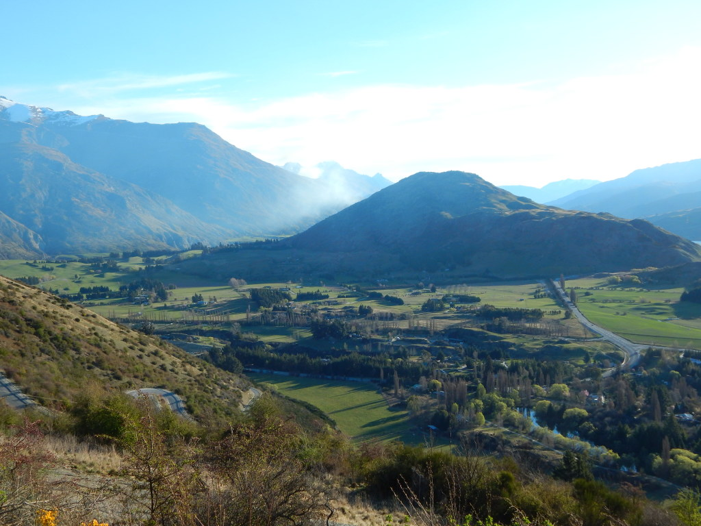 This doesn't adequately capture Queenstown.