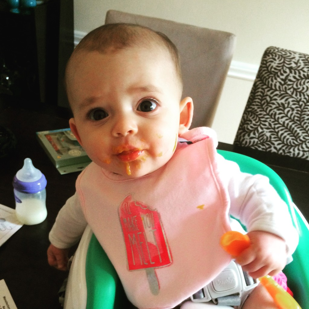 Big fan of sweet potatoes