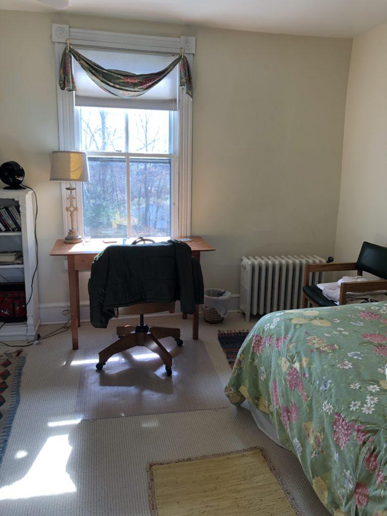 My room, again